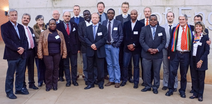 Kickoff-Meeting on June 8th 2016 in Pretoria (South Africa)